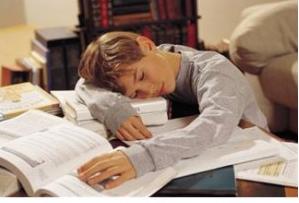 Le sommeil de l'adolescent