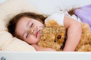 Le sommeil des enfants et adolescents